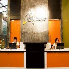 Отель Aonang Paradise Resort интерьер отеля