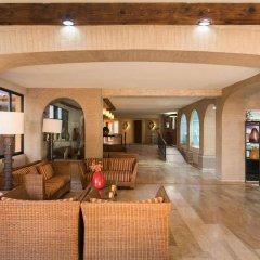 Costa De Oro Beach Hotel интерьер отеля