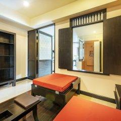 Отель Lanta Cha-Da Beach Resort & Spa Ланта фитнесс-зал