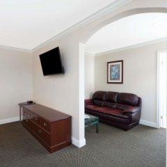 Отель Knights Inn Los Angeles Central / Convention Center Area комната для гостей фото 4