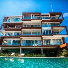 Отель Q Residence пляж Ката бассейн