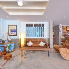 Отель Just Fine Krabi Таиланд, Краби - отзывы, цены и фото номеров - забронировать отель Just Fine Krabi онлайн комната для гостей фото 5