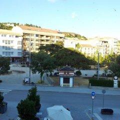 Отель Hostal Rio de Oro Алькаудете балкон