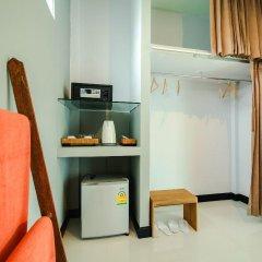 Отель Himaphan Boutique Resort 3* Номер Делюкс разные типы кроватей фото 2