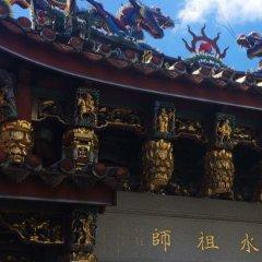 Ecfa Hotel-Ximen Red House Branch развлечения