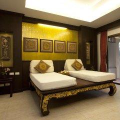 Отель Kata Palm Resort & Spa 4* Улучшенный люкс с различными типами кроватей фото 2
