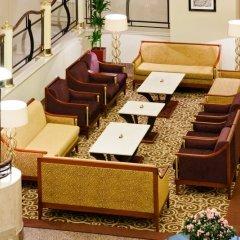 Гостиница Марриотт Москва Тверская интерьер отеля фото 3
