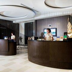 Signature Pattaya Hotel интерьер отеля фото 2