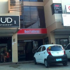Отель California Филиппины, Лапу-Лапу - отзывы, цены и фото номеров - забронировать отель California онлайн парковка