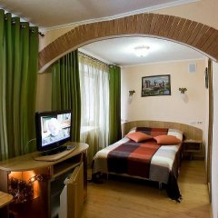 Гостиница Спутник Стандартный номер с двуспальной кроватью фото 17