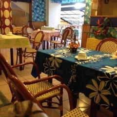 Отель Tiare Tahiti Французская Полинезия, Папеэте - отзывы, цены и фото номеров - забронировать отель Tiare Tahiti онлайн питание фото 2