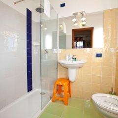 Отель La Casa Rossa Country House Пьяцца-Армерина ванная