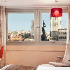 Отель Melia Madrid Princesa комната для гостей фото 4