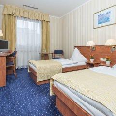 Отель Bacero Польша, Вроцлав - отзывы, цены и фото номеров - забронировать отель Bacero онлайн комната для гостей фото 3