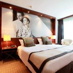 Отель JW Marriott Cannes Франция, Канны - 2 отзыва об отеле, цены и фото номеров - забронировать отель JW Marriott Cannes онлайн комната для гостей