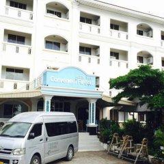 Отель Convenient Resort парковка