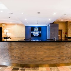 Отель Sangate Hotel Airport Польша, Варшава - - забронировать отель Sangate Hotel Airport, цены и фото номеров интерьер отеля фото 3