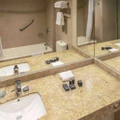 Отель Pullman Lima San Isidro Перу, Лима - отзывы, цены и фото номеров - забронировать отель Pullman Lima San Isidro онлайн ванная