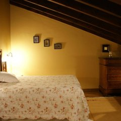 Отель C.A. Heredad de la Cueste Кангас-де-Онис комната для гостей фото 4