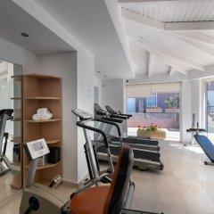 High Beach Hotel фитнесс-зал