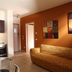 Отель ApartHotel Quadra Key Италия, Флоренция - 3 отзыва об отеле, цены и фото номеров - забронировать отель ApartHotel Quadra Key онлайн комната для гостей фото 4