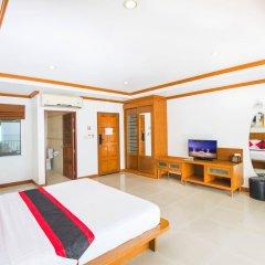 Отель Tri Trang Beach Resort by Diva Management удобства в номере