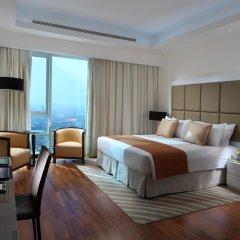 Отель Fraser Suites Dubai Дубай комната для гостей фото 2