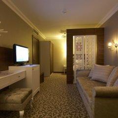 Отель Safran Thermal Resort Афьон-Карахисар комната для гостей фото 2