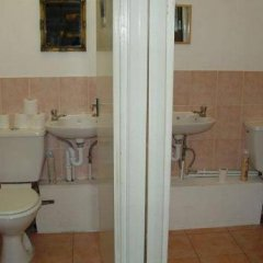 Отель Central Hostel Великобритания, Лондон - отзывы, цены и фото номеров - забронировать отель Central Hostel онлайн ванная