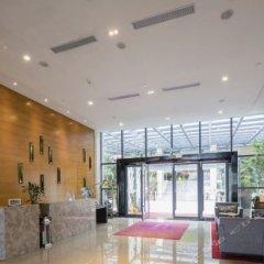 Отель Shenzhen Marina Club Шэньчжэнь интерьер отеля фото 3