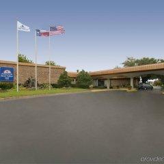 Отель Americas Best Value Inn Fort Worth/Hurst парковка