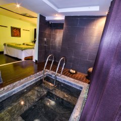 Отель Palm Garden Beach Resort And Spa Хойан бассейн фото 3
