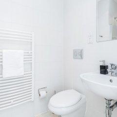 Отель Clarendon Brushfield St Великобритания, Лондон - отзывы, цены и фото номеров - забронировать отель Clarendon Brushfield St онлайн ванная фото 2
