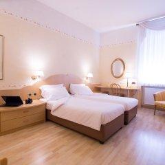 Hotel America Тренто комната для гостей фото 3