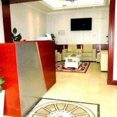 Отель Sahara Hotel Apartments ОАЭ, Шарджа - отзывы, цены и фото номеров - забронировать отель Sahara Hotel Apartments онлайн интерьер отеля фото 3