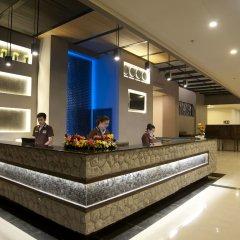 The Gig Hotel интерьер отеля