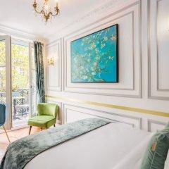 Отель Sunshine 2 bedroom - Luxury at Louvre Париж комната для гостей фото 4