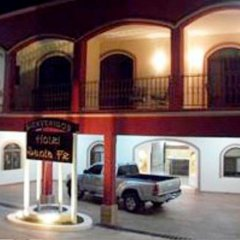 Hotel Santa Fe Грасьяс парковка