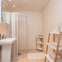 Отель Tallinn Harbour Apartment Эстония, Таллин - отзывы, цены и фото номеров - забронировать отель Tallinn Harbour Apartment онлайн ванная фото 2
