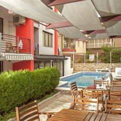Отель Seahouse Afrodita бассейн