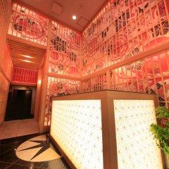 Отель Capsule and Sauna Oriental Япония, Токио - отзывы, цены и фото номеров - забронировать отель Capsule and Sauna Oriental онлайн интерьер отеля