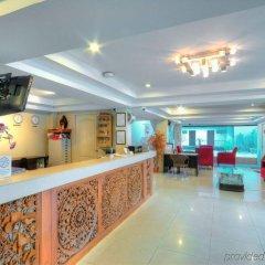 Отель Bs Residence Suvarnabhumi Бангкок интерьер отеля фото 2