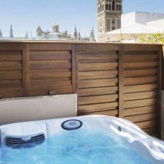 Hotel Casa 1800 Sevilla бассейн фото 3