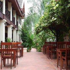 Отель Villa Saykham питание