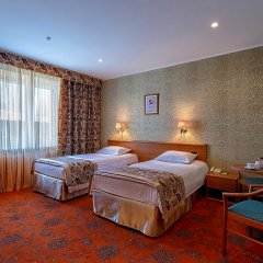 Гостиница Березка 4* Стандартный номер с 2 отдельными кроватями