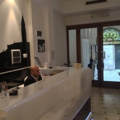 Hotel Agli Artisti Венеция ванная