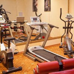 Гостиница Golden Palace фитнесс-зал