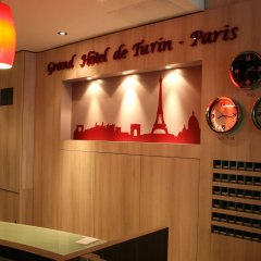 Grand Hotel de Turin спа