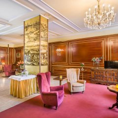Отель Novum Hotel Prinz Eugen Wien Австрия, Вена - - забронировать отель Novum Hotel Prinz Eugen Wien, цены и фото номеров интерьер отеля
