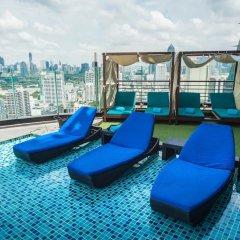 Отель The Continent Bangkok by Compass Hospitality Таиланд, Бангкок - 1 отзыв об отеле, цены и фото номеров - забронировать отель The Continent Bangkok by Compass Hospitality онлайн спа фото 2